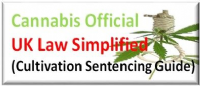 Official UK Cannabis Cultivation Law Simplified Sentencing Guide